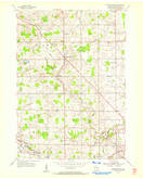 Download a high-resolution, GPS-compatible USGS topo map for Howards Grove, WI (1956 edition)