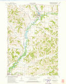 Download a high-resolution, GPS-compatible USGS topo map for Independence, WI (1975 edition)