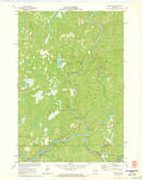 Download a high-resolution, GPS-compatible USGS topo map for Ingram NE, WI (1973 edition)