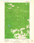 Download a high-resolution, GPS-compatible USGS topo map for Ino, WI (1965 edition)
