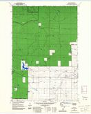 Download a high-resolution, GPS-compatible USGS topo map for Ino, WI (1985 edition)
