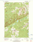 Download a high-resolution, GPS-compatible USGS topo map for Iron Belt, WI (1990 edition)