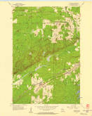 Download a high-resolution, GPS-compatible USGS topo map for Iron Belt, WI (1957 edition)
