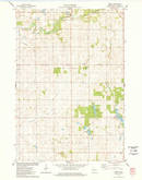 Download a high-resolution, GPS-compatible USGS topo map for Jewett, WI (1978 edition)