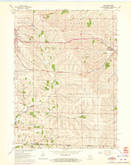 Download a high-resolution, GPS-compatible USGS topo map for Juda, WI (1972 edition)