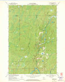 Download a high-resolution, GPS-compatible USGS topo map for Kennedy, WI (1972 edition)