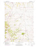 Download a high-resolution, GPS-compatible USGS topo map for Kieler, WI (1978 edition)