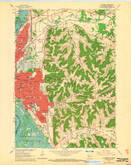 Download a high-resolution, GPS-compatible USGS topo map for La Crosse, WI (1964 edition)
