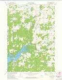 Download a high-resolution, GPS-compatible USGS topo map for Ladysmith SE, WI (1974 edition)