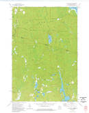 Download a high-resolution, GPS-compatible USGS topo map for Lake Evelyn, WI (1976 edition)