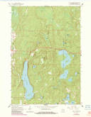 Download a high-resolution, GPS-compatible USGS topo map for Lake Lucerne, WI (1983 edition)