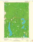 Download a high-resolution, GPS-compatible USGS topo map for Lake Lucerne, WI (1967 edition)