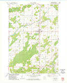 Download a high-resolution, GPS-compatible USGS topo map for Lena, WI (1977 edition)