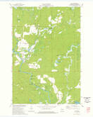 Download a high-resolution, GPS-compatible USGS topo map for Lily, WI (1977 edition)