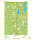 Download a high-resolution, GPS-compatible USGS topo map for Long Lake, WI (1972 edition)