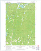 Download a high-resolution, GPS-compatible USGS topo map for Loretta, WI (1973 edition)
