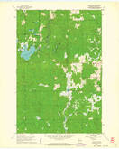 Download a high-resolution, GPS-compatible USGS topo map for Lyman Lake, WI (1962 edition)