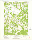 Download a high-resolution, GPS-compatible USGS topo map for Lyndon Station, WI (1978 edition)