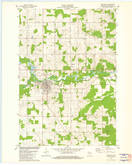 Download a high-resolution, GPS-compatible USGS topo map for Marathon, WI (1982 edition)