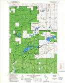 Download a high-resolution, GPS-compatible USGS topo map for Marengo SE, WI (1967 edition)