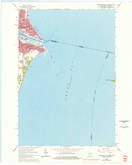 Download a high-resolution, GPS-compatible USGS topo map for Marinette East, WI (1977 edition)