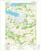 Download a high-resolution, GPS-compatible USGS topo map for Marquette, WI (1981 edition)