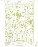 Download a high-resolution, GPS-compatible USGS topo map for Martell, WI (1977 edition)