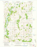 Download a high-resolution, GPS-compatible USGS topo map for Marytown, WI (1977 edition)