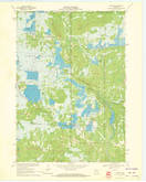 Download a high-resolution, GPS-compatible USGS topo map for Mather, WI (1972 edition)