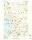 Download a high-resolution, GPS-compatible USGS topo map for Mayville North, WI (1981 edition)