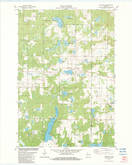 Download a high-resolution, GPS-compatible USGS topo map for Mc Kinley, WI (1983 edition)