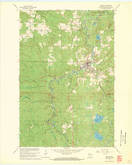 Download a high-resolution, GPS-compatible USGS topo map for Mellen, WI (1969 edition)