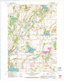Download a high-resolution, GPS-compatible USGS topo map for Merton, WI (1994 edition)
