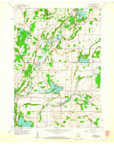 Download a high-resolution, GPS-compatible USGS topo map for Merton, WI (1961 edition)