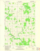 Download a high-resolution, GPS-compatible USGS topo map for Milan, WI (1982 edition)