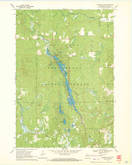 Download a high-resolution, GPS-compatible USGS topo map for Mondeaux Dam, WI (1972 edition)