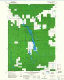 Download a high-resolution, GPS-compatible USGS topo map for Mondeaux Dam, WI (1985 edition)