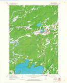 Download a high-resolution, GPS-compatible USGS topo map for Monico, WI (1967 edition)