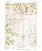 Download a high-resolution, GPS-compatible USGS topo map for Montfort, WI (1980 edition)