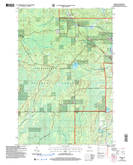 Download a high-resolution, GPS-compatible USGS topo map for Morse, WI (2006 edition)