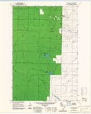 Download a high-resolution, GPS-compatible USGS topo map for Mt Valhalla, WI (1985 edition)