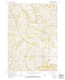 Download a high-resolution, GPS-compatible USGS topo map for Mt Vernon, WI (1991 edition)