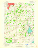 Download a high-resolution, GPS-compatible USGS topo map for Muskego, WI (1960 edition)