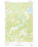 Download a high-resolution, GPS-compatible USGS topo map for Nashville, WI (1990 edition)