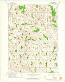 Download a high-resolution, GPS-compatible USGS topo map for Nenno, WI (1964 edition)