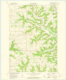 Download a high-resolution, GPS-compatible USGS topo map for Nerike Hill, WI (1975 edition)
