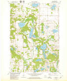 Download a high-resolution, GPS-compatible USGS topo map for Nye, WI (1979 edition)
