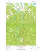 Download a high-resolution, GPS-compatible USGS topo map for Odanah, WI (1976 edition)