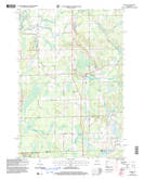 Download a high-resolution, GPS-compatible USGS topo map for Ogema, WI (2006 edition)