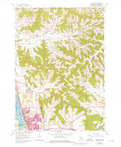 Download a high-resolution, GPS-compatible USGS topo map for Onalaska, WI (1975 edition)